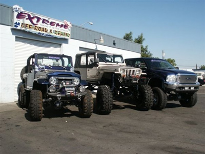 Off-Road & Full Service Auto Repair Shop in Clovis, CA